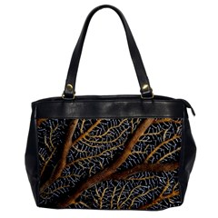 Trees Forests Pattern Office Handbags