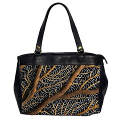 Trees Forests Pattern Office Handbags (2 Sides)