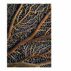 Trees Forests Pattern Small Garden Flag (Two Sides)