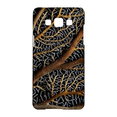 Trees Forests Pattern Samsung Galaxy A5 Hardshell Case