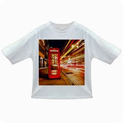Telephone Box London Night Infant/Toddler T-Shirts