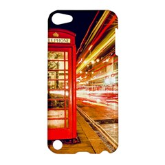 Telephone Box London Night Apple Ipod Touch 5 Hardshell Case