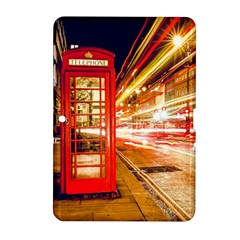 Telephone Box London Night Samsung Galaxy Tab 2 (10 1 ) P5100 Hardshell Case
