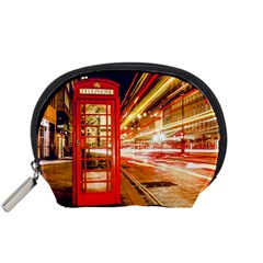 Telephone Box London Night Accessory Pouches (small)