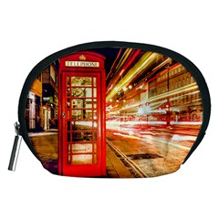 Telephone Box London Night Accessory Pouches (medium)