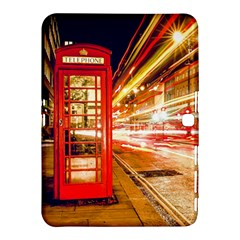 Telephone Box London Night Samsung Galaxy Tab 4 (10 1 ) Hardshell Case