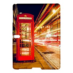 Telephone Box London Night Samsung Galaxy Tab S (10 5 ) Hardshell Case