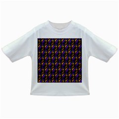 Seamless Prismatic Line Art Pattern Infant/toddler T Shirts