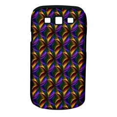 Seamless Prismatic Line Art Pattern Samsung Galaxy S III Classic Hardshell Case (PC+Silicone)