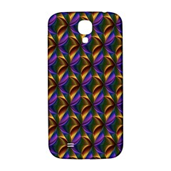 Seamless Prismatic Line Art Pattern Samsung Galaxy S4 I9500/I9505  Hardshell Back Case