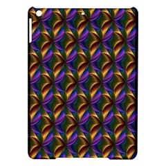 Seamless Prismatic Line Art Pattern Ipad Air Hardshell Cases