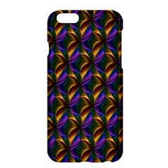 Seamless Prismatic Line Art Pattern Apple Iphone 6 Plus/6s Plus Hardshell Case