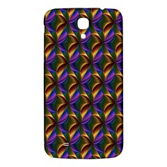 Seamless Prismatic Line Art Pattern Samsung Galaxy Mega I9200 Hardshell Back Case