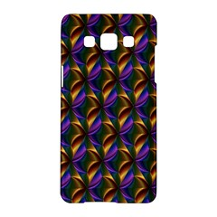 Seamless Prismatic Line Art Pattern Samsung Galaxy A5 Hardshell Case