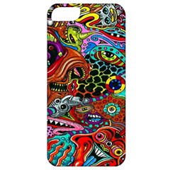 Vector Art Pattern Apple iPhone 5 Classic Hardshell Case
