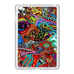 Vector Art Pattern Apple Ipad Mini Case (white)