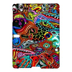 Vector Art Pattern Samsung Galaxy Tab S (10 5 ) Hardshell Case