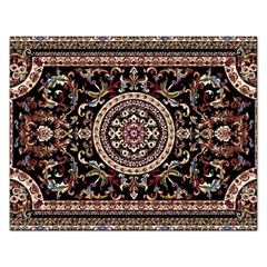 Vectorized Traditional Rug Style Of Traditional Patterns Rectangular Jigsaw Puzzl