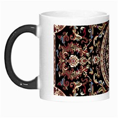 Vectorized Traditional Rug Style Of Traditional Patterns Morph Mugs