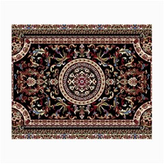 Vectorized Traditional Rug Style Of Traditional Patterns Small Glasses Cloth