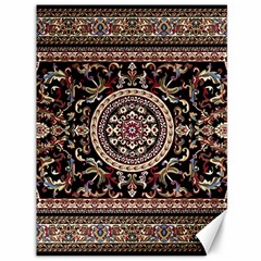 Vectorized Traditional Rug Style Of Traditional Patterns Canvas 36  x 48