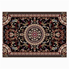 Vectorized Traditional Rug Style Of Traditional Patterns Large Glasses Cloth