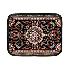 Vectorized Traditional Rug Style Of Traditional Patterns Netbook Case (small)