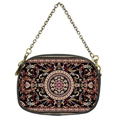 Vectorized Traditional Rug Style Of Traditional Patterns Chain Purses (one Side)
