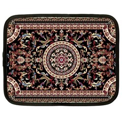 Vectorized Traditional Rug Style Of Traditional Patterns Netbook Case (XXL)