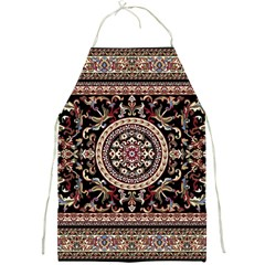 Vectorized Traditional Rug Style Of Traditional Patterns Full Print Aprons