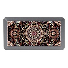 Vectorized Traditional Rug Style Of Traditional Patterns Memory Card Reader (mini)