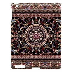 Vectorized Traditional Rug Style Of Traditional Patterns Apple Ipad 3/4 Hardshell Case