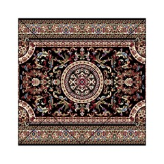 Vectorized Traditional Rug Style Of Traditional Patterns Acrylic Tangram Puzzle (6  X 6 )