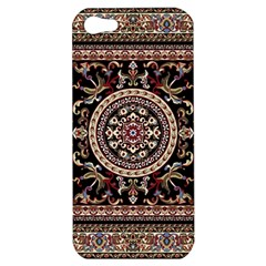 Vectorized Traditional Rug Style Of Traditional Patterns Apple Iphone 5 Hardshell Case