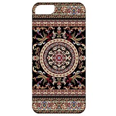 Vectorized Traditional Rug Style Of Traditional Patterns Apple Iphone 5 Classic Hardshell Case