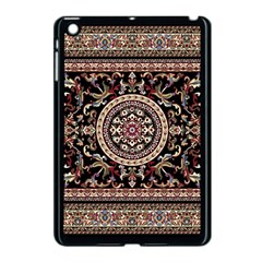 Vectorized Traditional Rug Style Of Traditional Patterns Apple iPad Mini Case (Black)