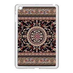 Vectorized Traditional Rug Style Of Traditional Patterns Apple Ipad Mini Case (white)