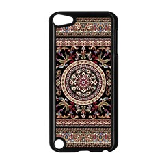 Vectorized Traditional Rug Style Of Traditional Patterns Apple Ipod Touch 5 Case (black)