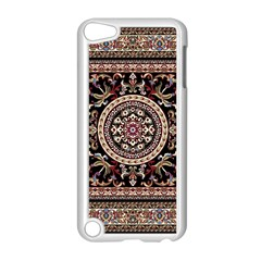 Vectorized Traditional Rug Style Of Traditional Patterns Apple Ipod Touch 5 Case (white)