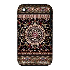 Vectorized Traditional Rug Style Of Traditional Patterns iPhone 3S/3GS