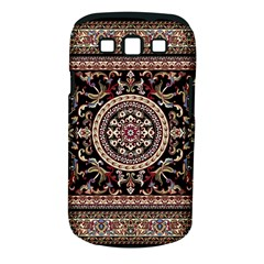Vectorized Traditional Rug Style Of Traditional Patterns Samsung Galaxy S Iii Classic Hardshell Case (pc+silicone)