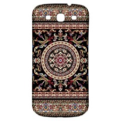 Vectorized Traditional Rug Style Of Traditional Patterns Samsung Galaxy S3 S Iii Classic Hardshell Back Case