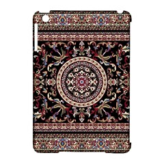 Vectorized Traditional Rug Style Of Traditional Patterns Apple Ipad Mini Hardshell Case (compatible With Smart Cover)