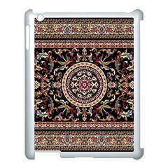 Vectorized Traditional Rug Style Of Traditional Patterns Apple Ipad 3/4 Case (white)