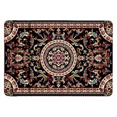Vectorized Traditional Rug Style Of Traditional Patterns Samsung Galaxy Tab 8 9  P7300 Flip Case