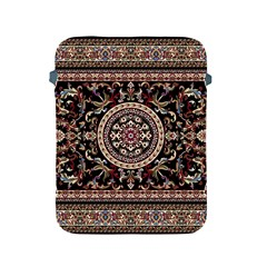 Vectorized Traditional Rug Style Of Traditional Patterns Apple Ipad 2/3/4 Protective Soft Cases