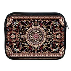 Vectorized Traditional Rug Style Of Traditional Patterns Apple Ipad 2/3/4 Zipper Cases