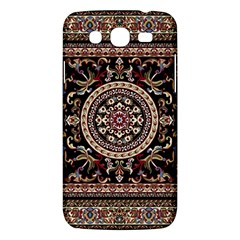 Vectorized Traditional Rug Style Of Traditional Patterns Samsung Galaxy Mega 5 8 I9152 Hardshell Case