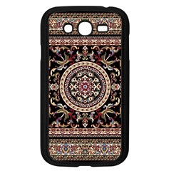 Vectorized Traditional Rug Style Of Traditional Patterns Samsung Galaxy Grand Duos I9082 Case (black)