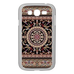 Vectorized Traditional Rug Style Of Traditional Patterns Samsung Galaxy Grand DUOS I9082 Case (White)